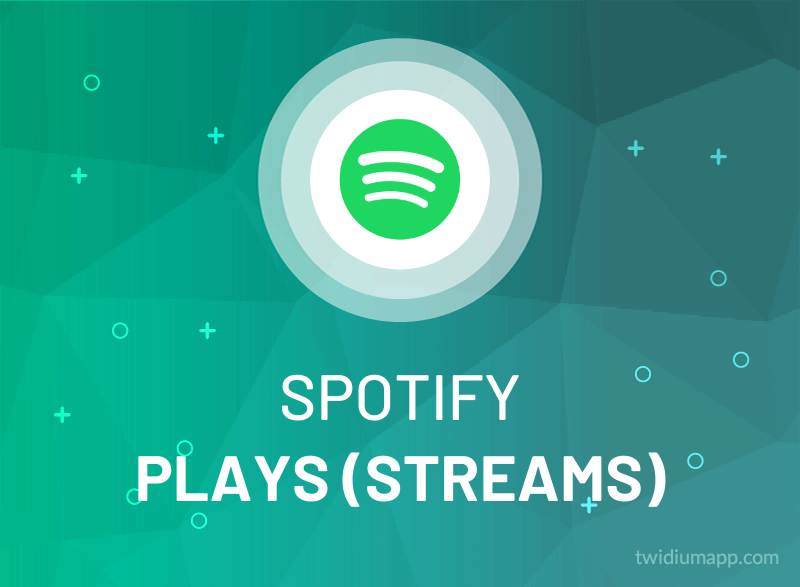 Buy Spotify Plays (Streams)