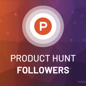 Buy Product Hunt Followers