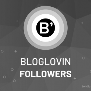 Buy Bloglovin Followers