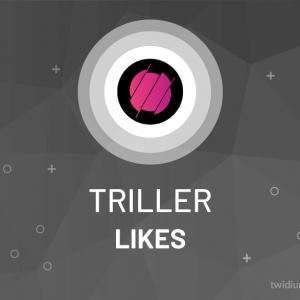 Buy Triller Likes