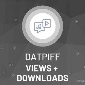 Buy Datpiff Views + Downloads